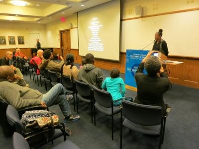 African Diaspora International Film Festival Q&A