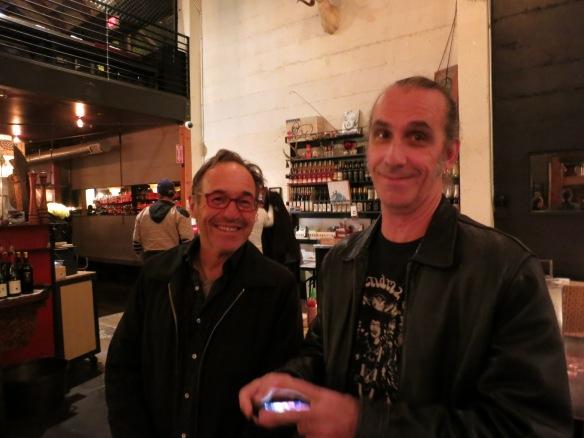 Mark Gounard and DLH Composer Timothy Pyle